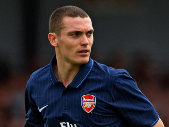 thomas vermaelen 013 co uk Arsenals debate: Vermaelen, Mertesacker or Koscielny?